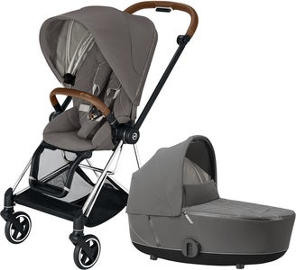 Cybex Mios Duovagn, Soho Grey/Chrome Brown