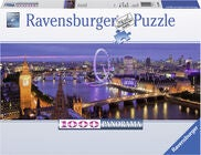 Ravensburger Pussel London 1000 Bitar