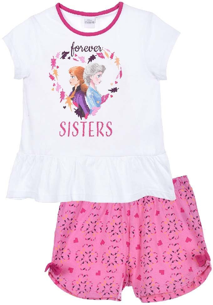Disney Frozen Pyjamas, White