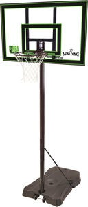 Spalding NBA Basketställning Highlight Acrylic Portable