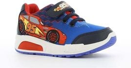 Disney Cars 3 Blinkande Sneaker, Blue