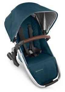 UPPAbaby VISTA V2 Syskonsits, Finn Deep Sea