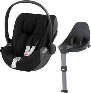 Cybex Cloud Z i-Size Plus Babyskydd Inkl. Z Bas, Deep Black