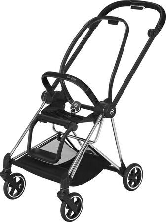 Cybex Mios Sittvagn, Chrome Black/ Khaki Green