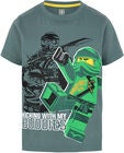 LEGO Collection T-Shirt, Mat Green