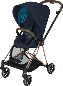 Cybex Mios Sittvagn, Rose Gold/ Nautical Blue