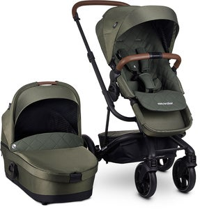Easywalker Harvey 3 Premium Duovagn, Emerald Green