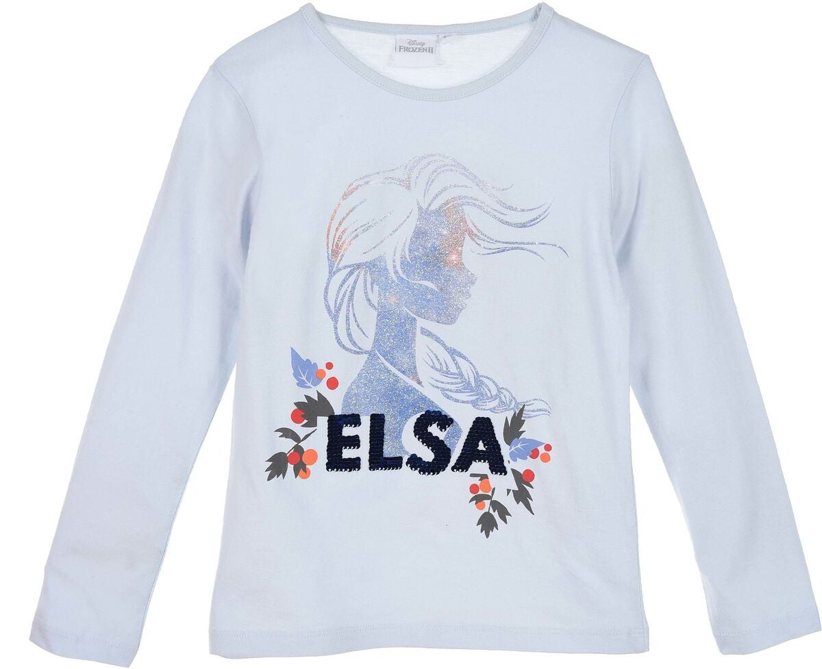 Disney Frozen T-Shirt, Blue
