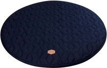 FILIBABBA Lekmatta Soft Quilt, Dark Blue