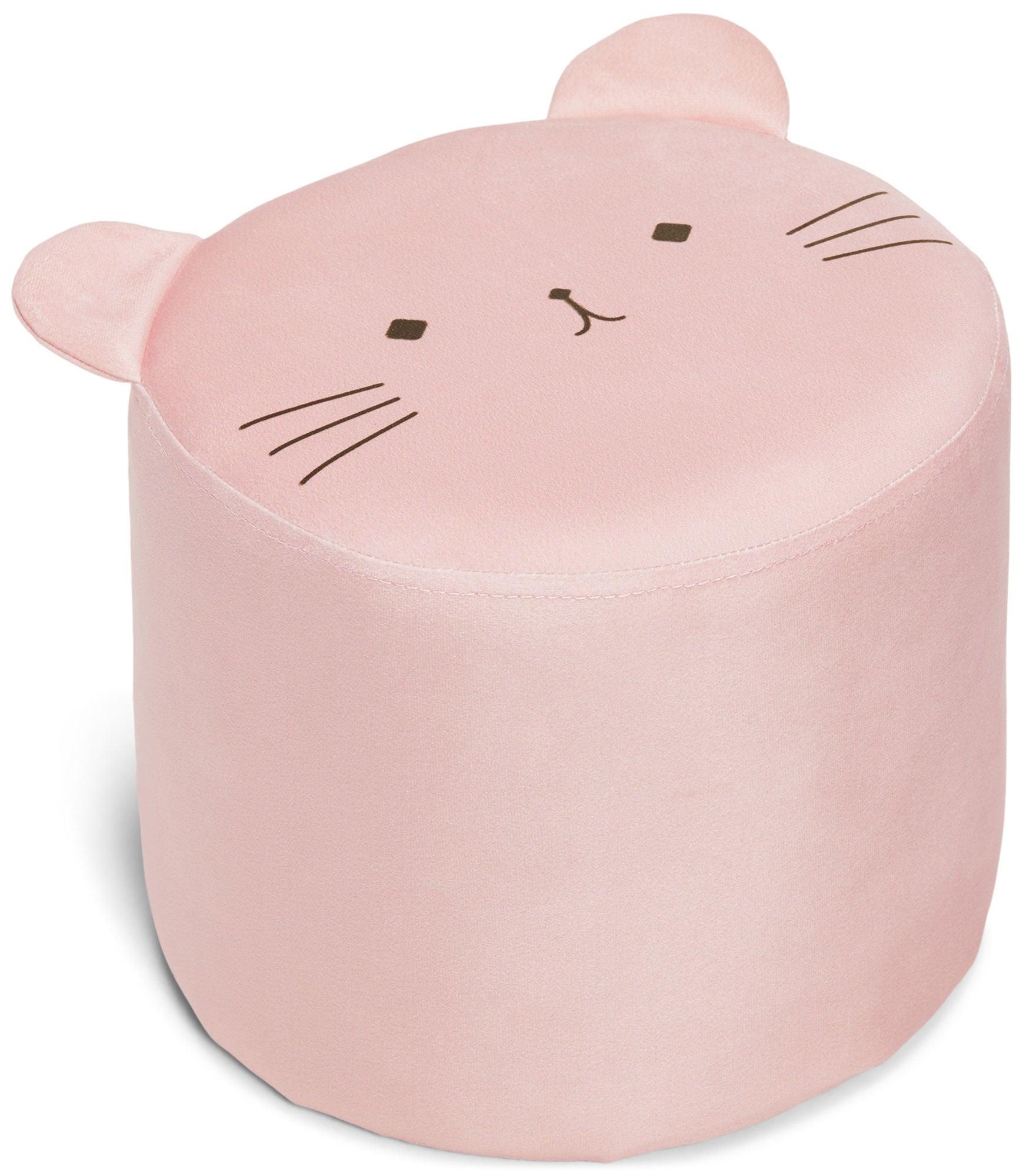 Alice & Fox Sittpuff Kitten, Pink