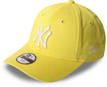 New Era NYY League Essential 940 Keps, Yellow
