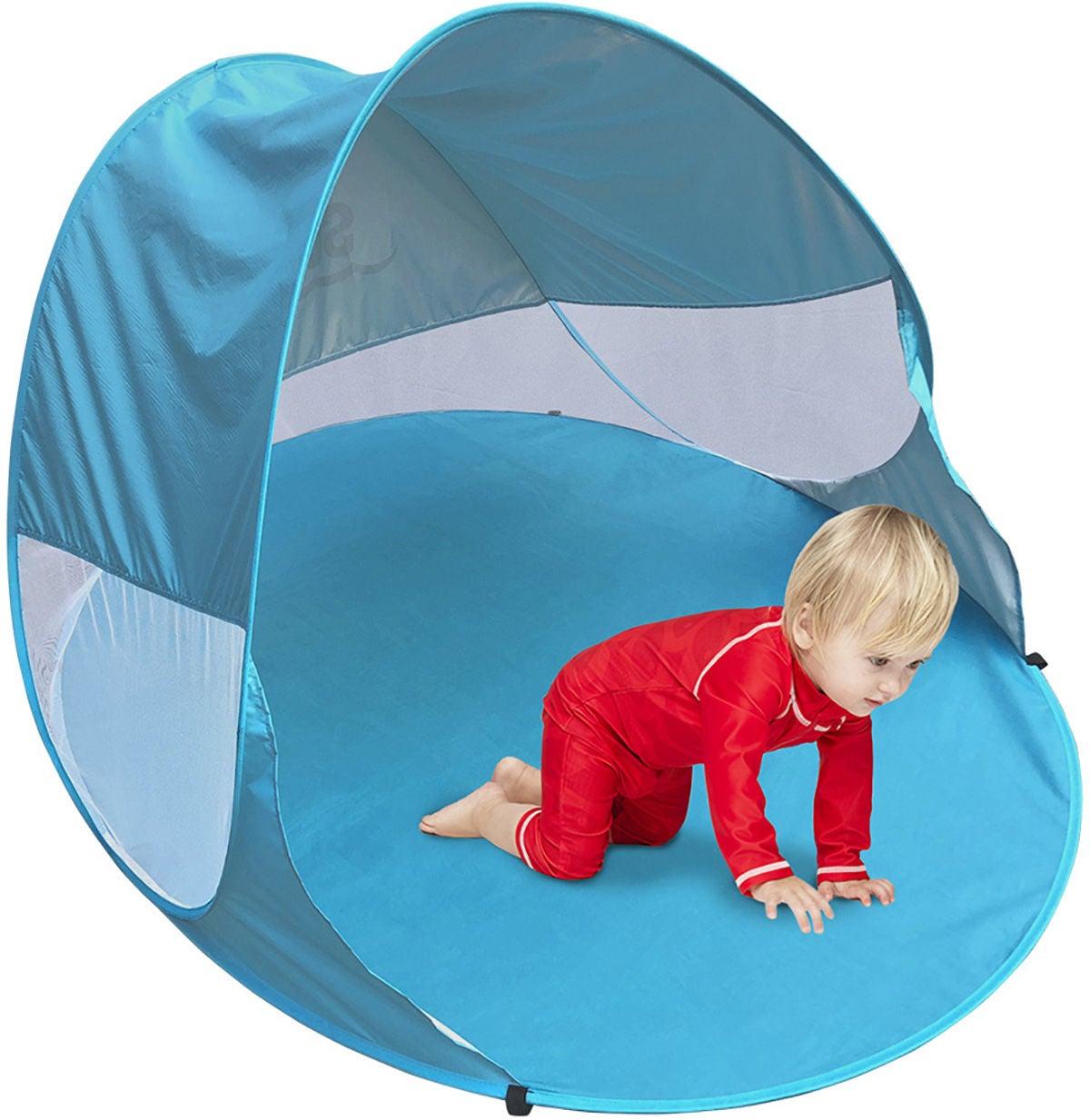 Swimpy UV-Tält med Ventilation, Turkos