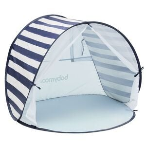 BabyMoov Mariniere Anti UV-Tält, Blue