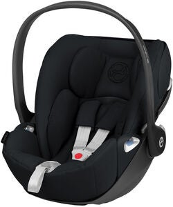 Cybex Cloud Z i-Size Babyskydd, Deep Black