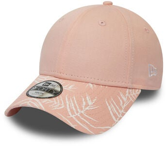 New Era Palm Print 9FORTY KIDS NE Keps, Pink Lemonad