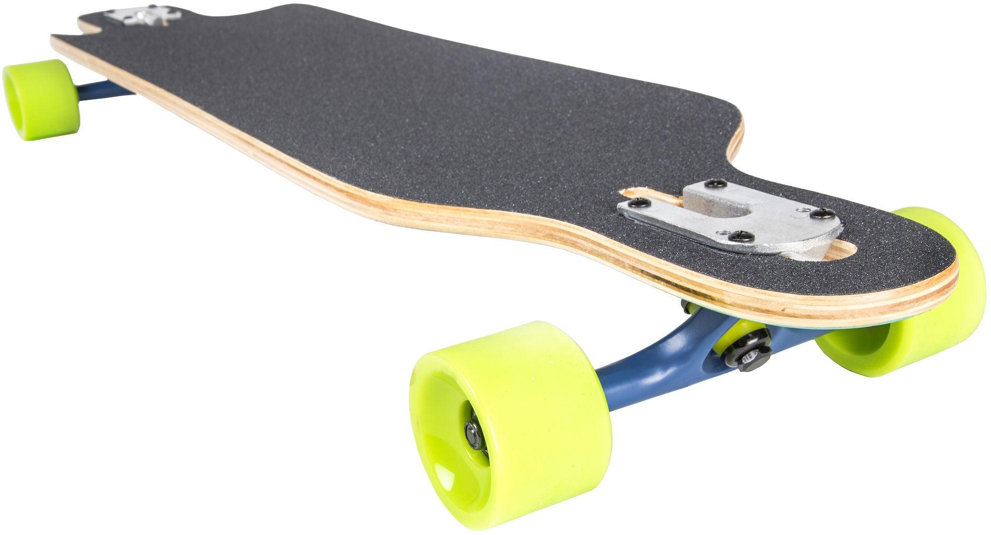 Pinepeak Longboard Grön