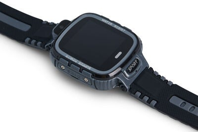 North 13.5 Active Waterproof GPS-klocka, Svart