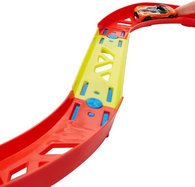 Hot Wheels Track Builder Unlimited Premium Curve Pack