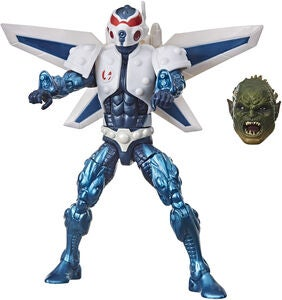 Marvel Build-A-Figure Abomination Figur Marvel's Mach-I