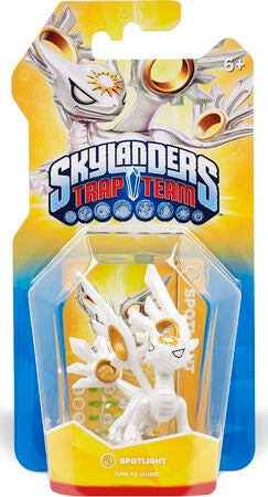Skylanders Trap Team Figur Spotlight