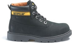 Caterpillar Colorado Fur WP Känga, Black