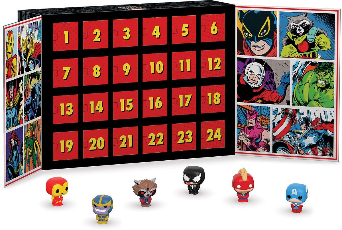 Marvel Adventskalender Funko!
