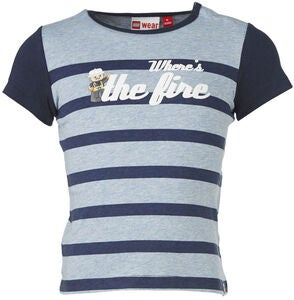 LEGO Wear T-Shirt Trey 606, Dark Navy