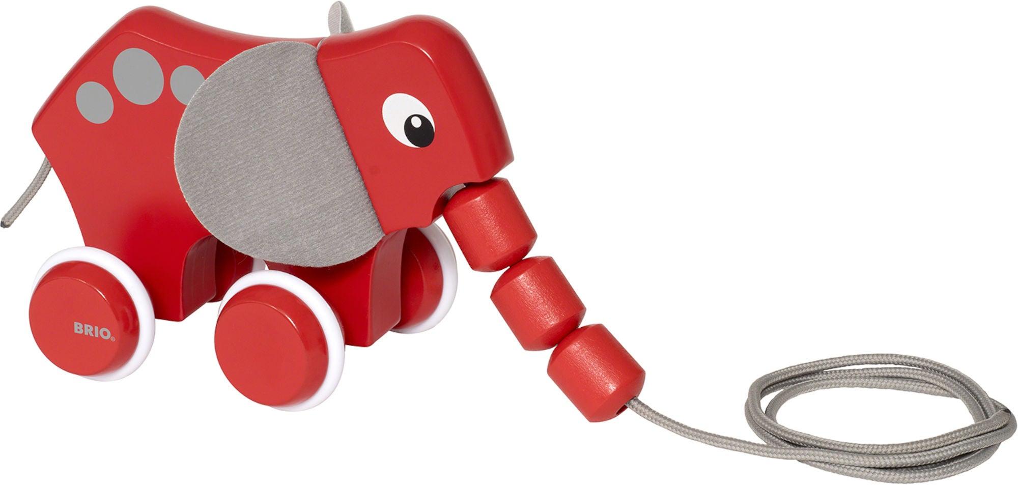 BRIO 30186 Dragleksak Elefant