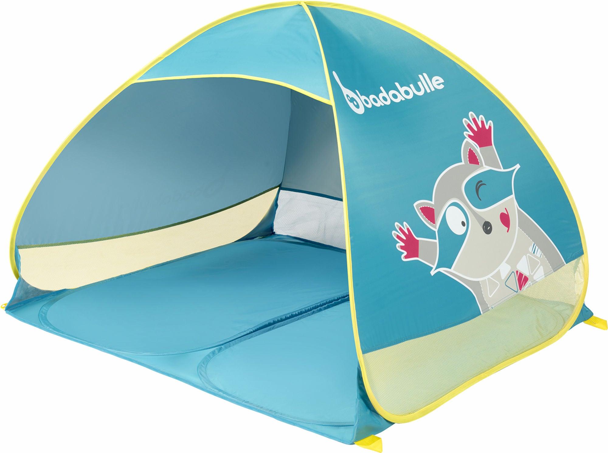 Badabulle UV-Tält, Blå