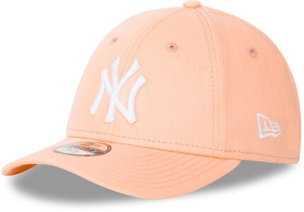 New Era League Essential 9FORTY KIDS NEY Keps, Peach/Optic White