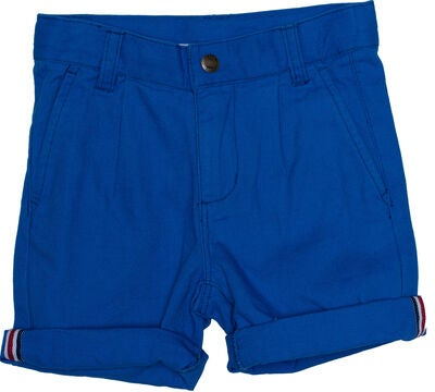 Ebbe Shorts Chinos Morgan, Royal Blue