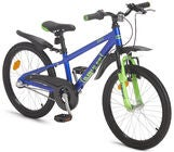 Impulse Premium Zenith Mountainbike 20 tum, Blue/Green