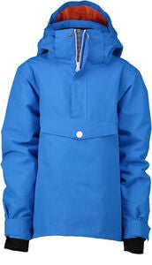 Wearcolour Top Anorak Jacka, Swedish Blue