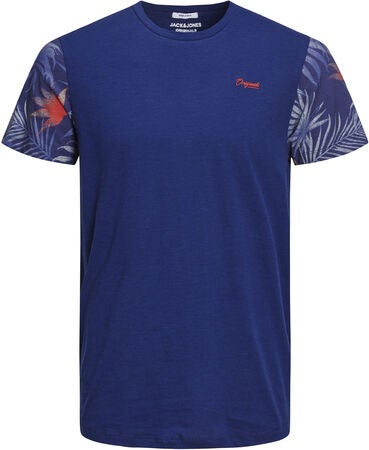 Jack & Jones Newdream T-Shirt, Blue Depths