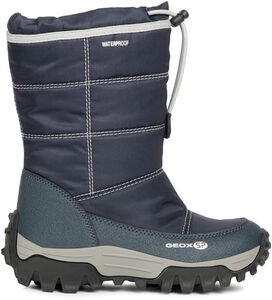 Geox Himalaya WPF Vinterstövel, Navy/Light Grey