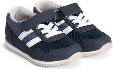 Little Champs Bounce Baby Sneaker, Dark Blue