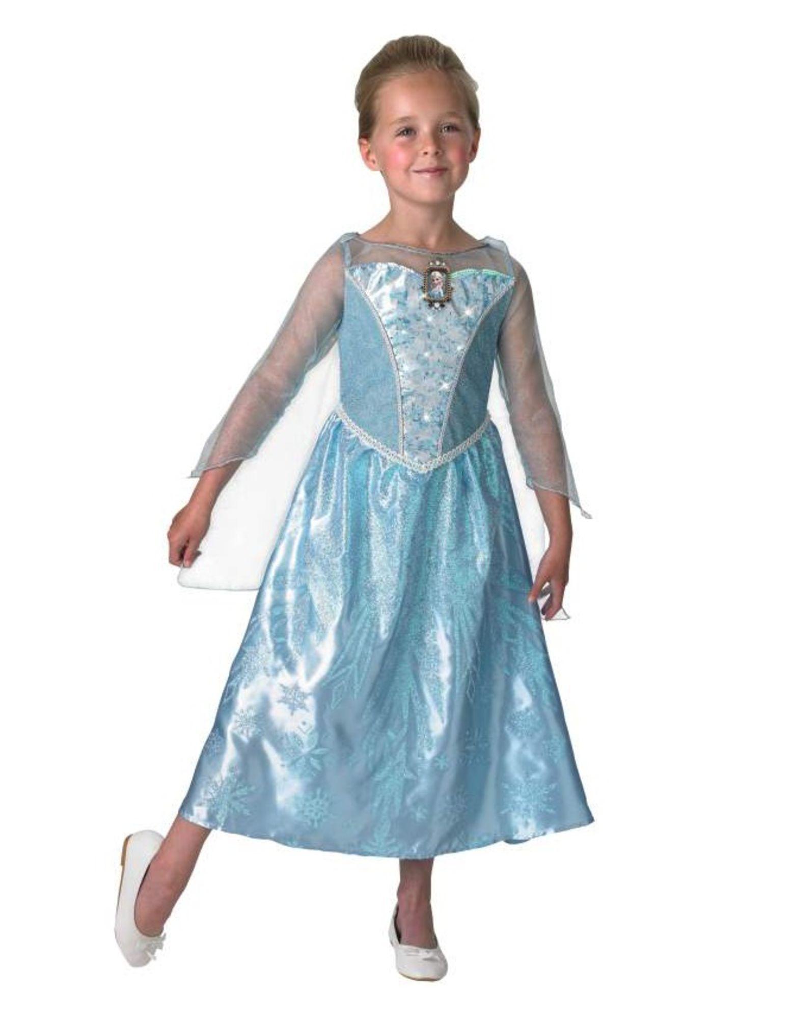 fb6f90f7f3b8 Köp Disney Frozen Utklädnad Klänning med Ljus & Musik Elsa | Jollyroom
