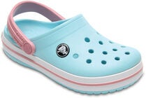 Crocs Crocband Clog, Ice Blue/White