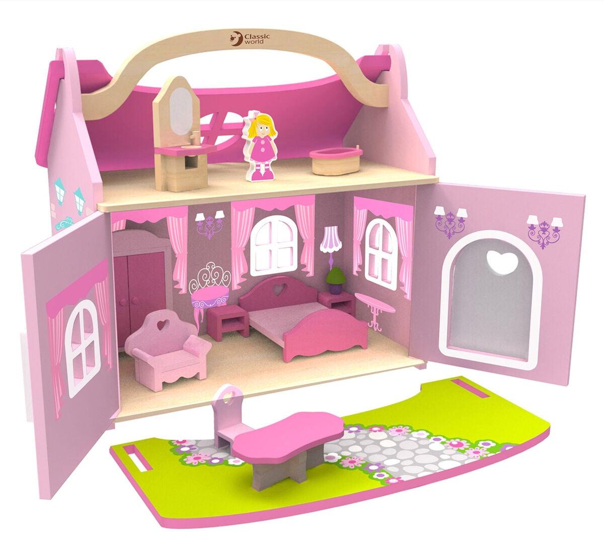 uk availability a5645 791f5 Köp Classic World Dockhus Dream   Jollyroom