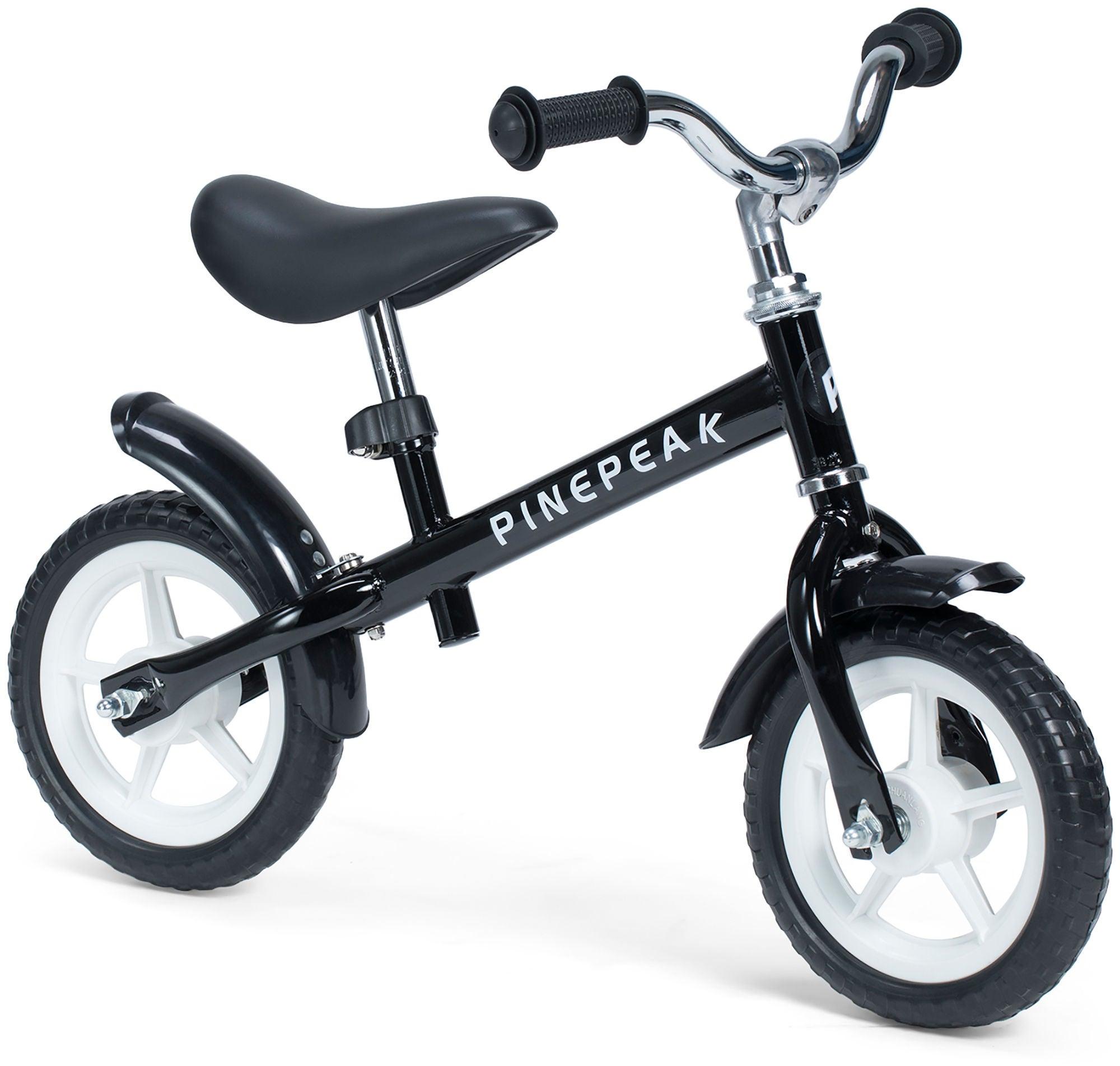 Pinepeak Komfort Springcykel 10 tum, Svart