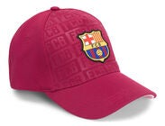 FC Barcelona Keps Kids, Dark Bordeaux