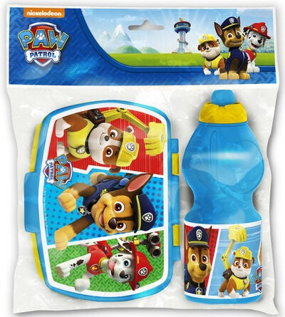 Paw Patrol Colors Lunchset