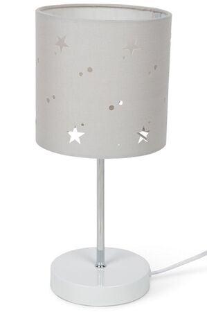 Attraktiva Köp Cloudberry Castle Bordslampa Stars, Grå | Jollyroom WB-27