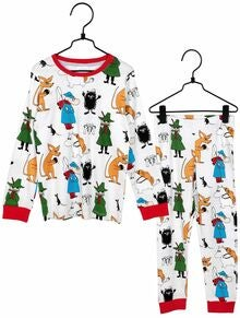 Pyjamasar från Mumin  827a4b382b249