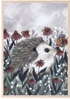 That's Mine Poster Nosy Hedgehog 30x40