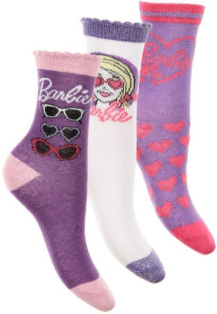 Barbie Strumpa 3-Pack