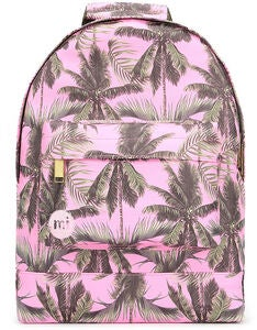 Mi-Pac Mini Palm Trees Ryggsäck, Pink