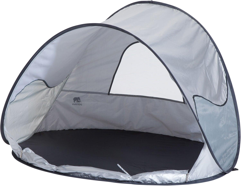 Deryan UV-tält, Silver