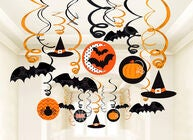 Halloween Dekoration Virvlar 30-Pack