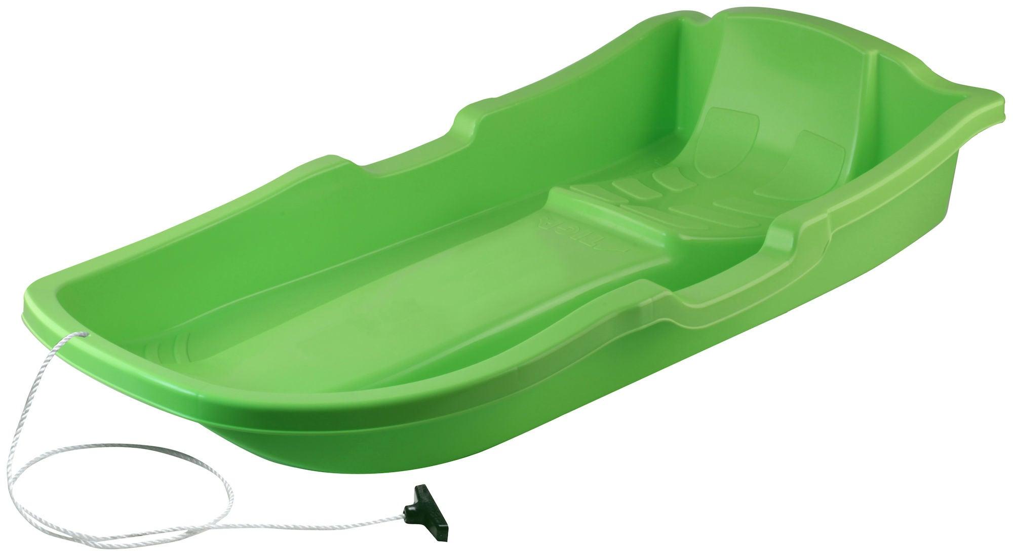 STIGA Pacer Pulka Med Reflex, Grön